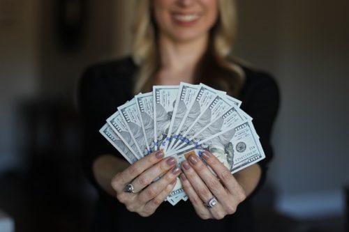 お金のために離婚しない